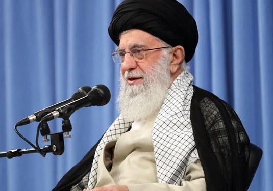 رهبر معظم انقلاب: دشمنان حتی با انتخابات در ایران مخالفند/خداوند اراده کرده این ملت را پیروز کند